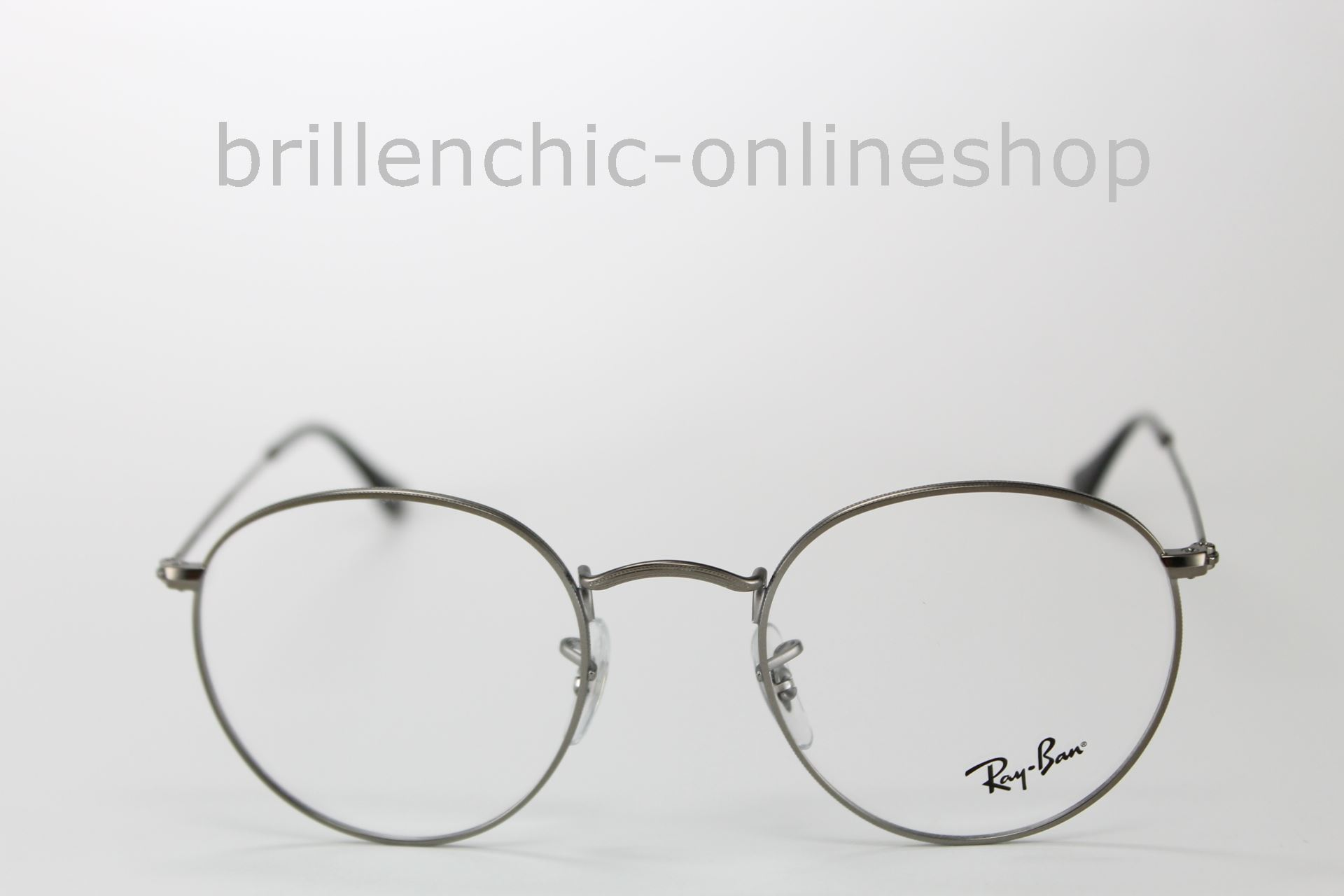 ray ban metal brille