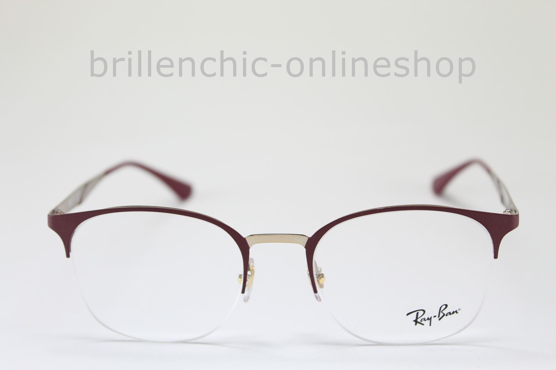 5ced73a96c Brillenchic - onlineshop Berlin Ihr starker Partner für exklusive Brillen  online kaufen Ray Ban RB 6422 3007 exklusiv im Brillenchic-Onlineshop