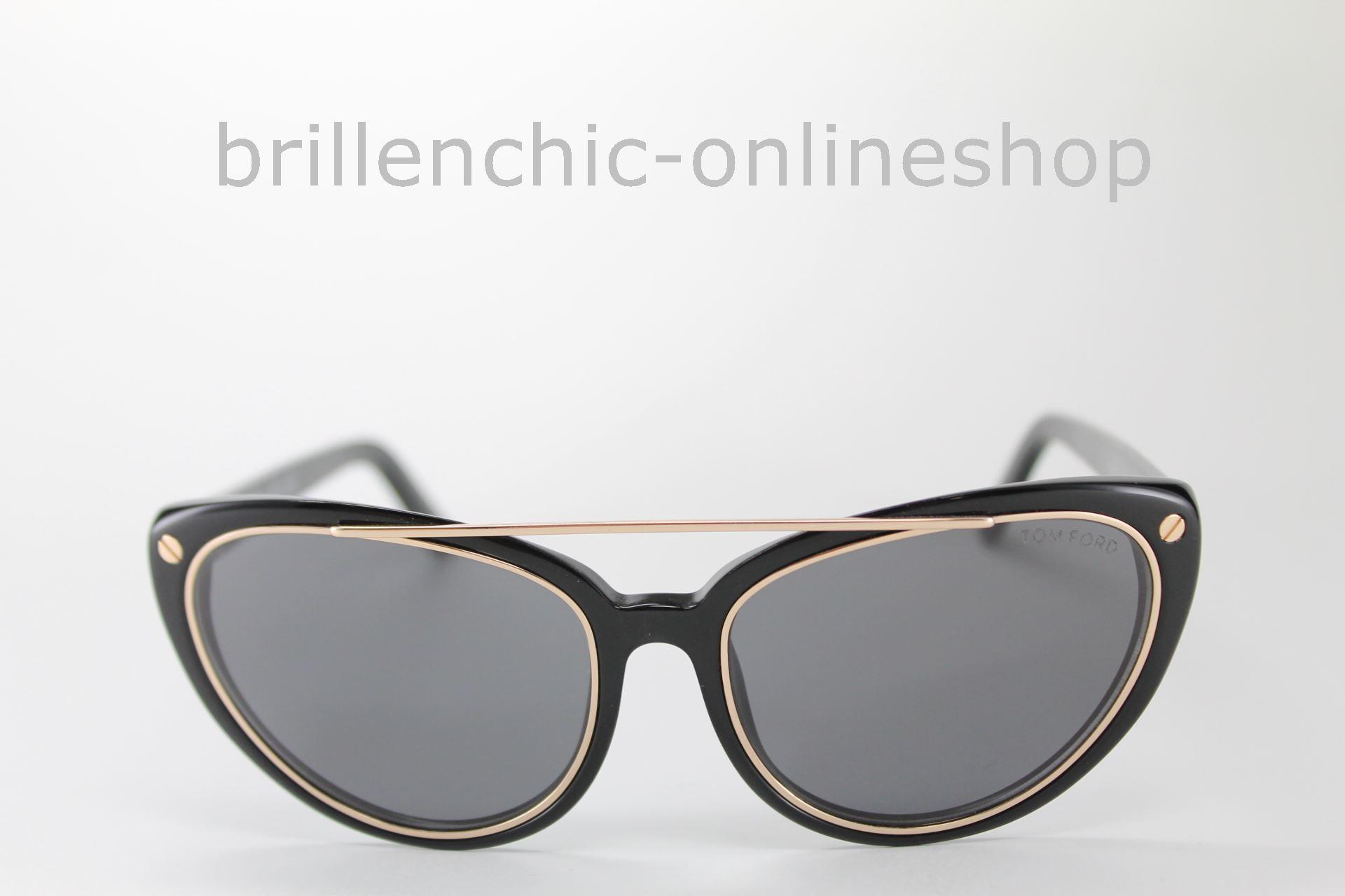 4ce21e081a3 Brillenchic - onlineshop Berlin Ihr starker Partner für exklusive Brillen  online kaufen TOM FORD TF 384 01A EDITA exklusiv im Brillenchic-Onlineshop