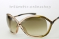 "Preview: TOM FORD TF 009 74F WHITNEY ""NEU"""