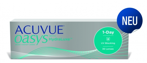 ACUVUE OASYS 1 DAY B.C. 8.5
