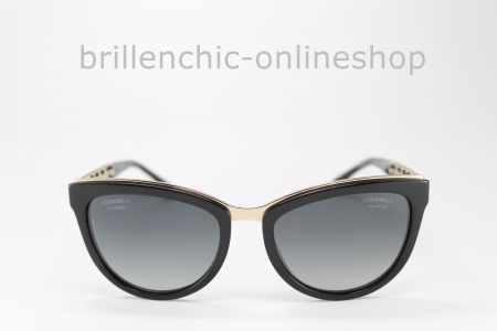 "CHANEL CH 5361Q 5361 C501S8 - POLARIZED ""NEU"""