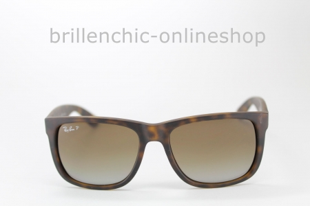 "Ray Ban JUSTIN RB 4165 865/T5 - POLARIZED ""NEU"""