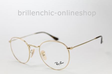 612360ff126 Ray Ban 3447V Round Metal Eyeglasses 2730 Gold Brillenchic - onlineshop  Berlin Ihr starker Partner für exklusive Brillen online kaufen .