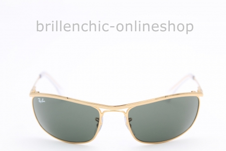 "Ray Ban RB 3119 001 OLYMPIAN ""NEW"""