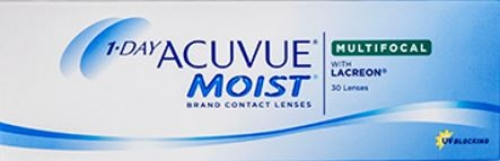 ACUVUE MOIST MULTIFOCAL B.C 8.4
