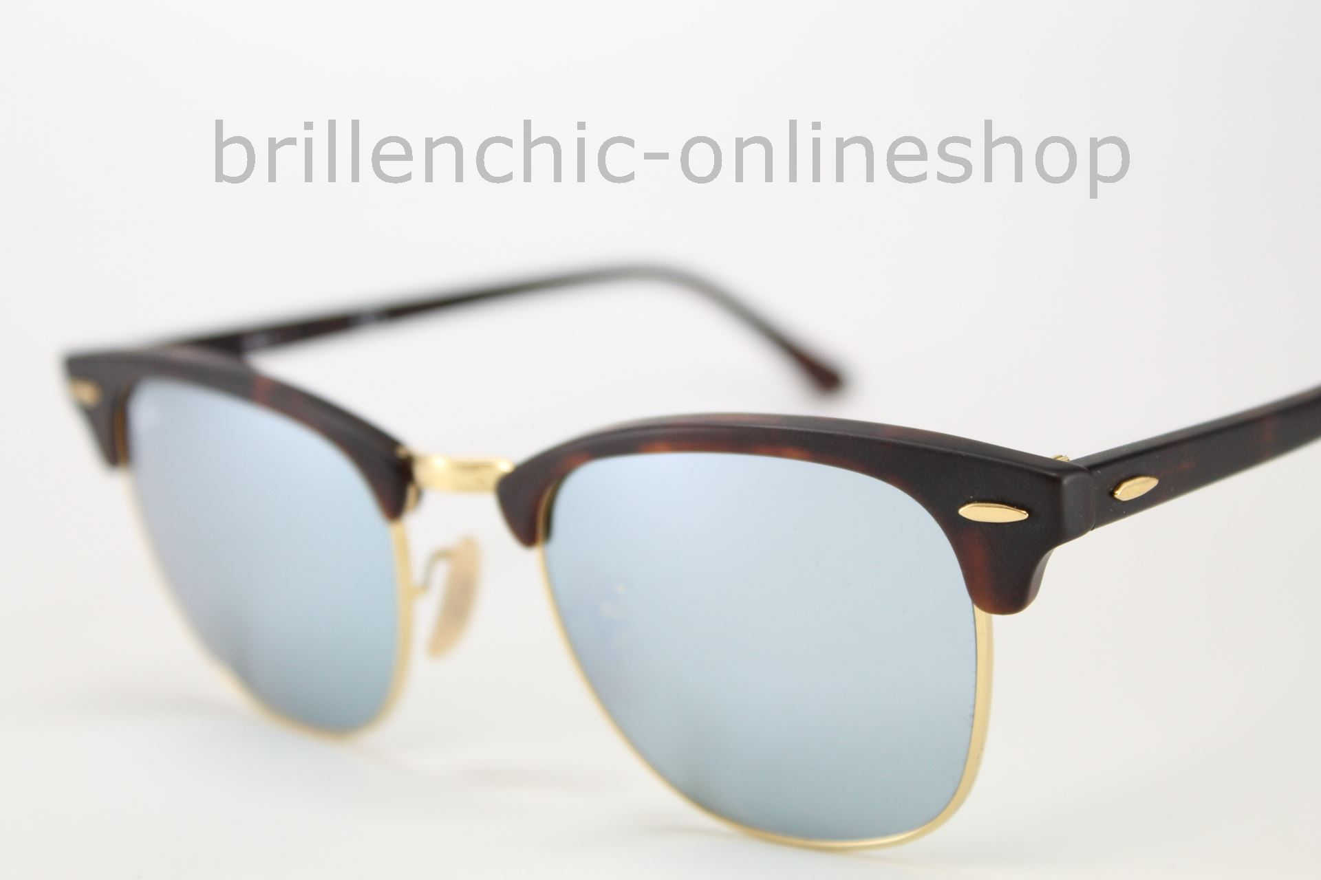 8b1c10ea106a20 Brillenchic-onlineshop in Berlin - Ray Ban CLUBMASTER RB 3016 1145 30