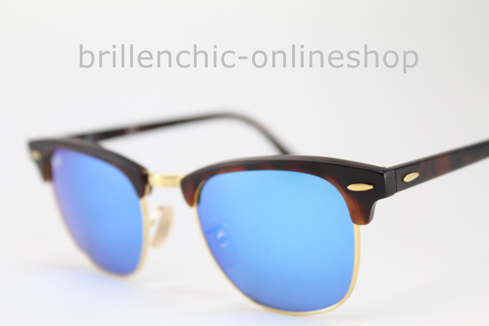 30e3b194fba Brillenchic-onlineshop in Berlin - Ray Ban CLUBMASTER RB 3016 1145 ...