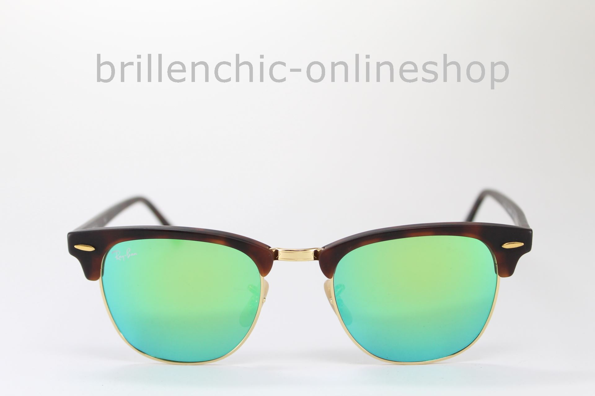 62feb5169932cc Brillenchic-onlineshop in Berlin - Ray Ban CLUBMASTER RB 3016 1145 19