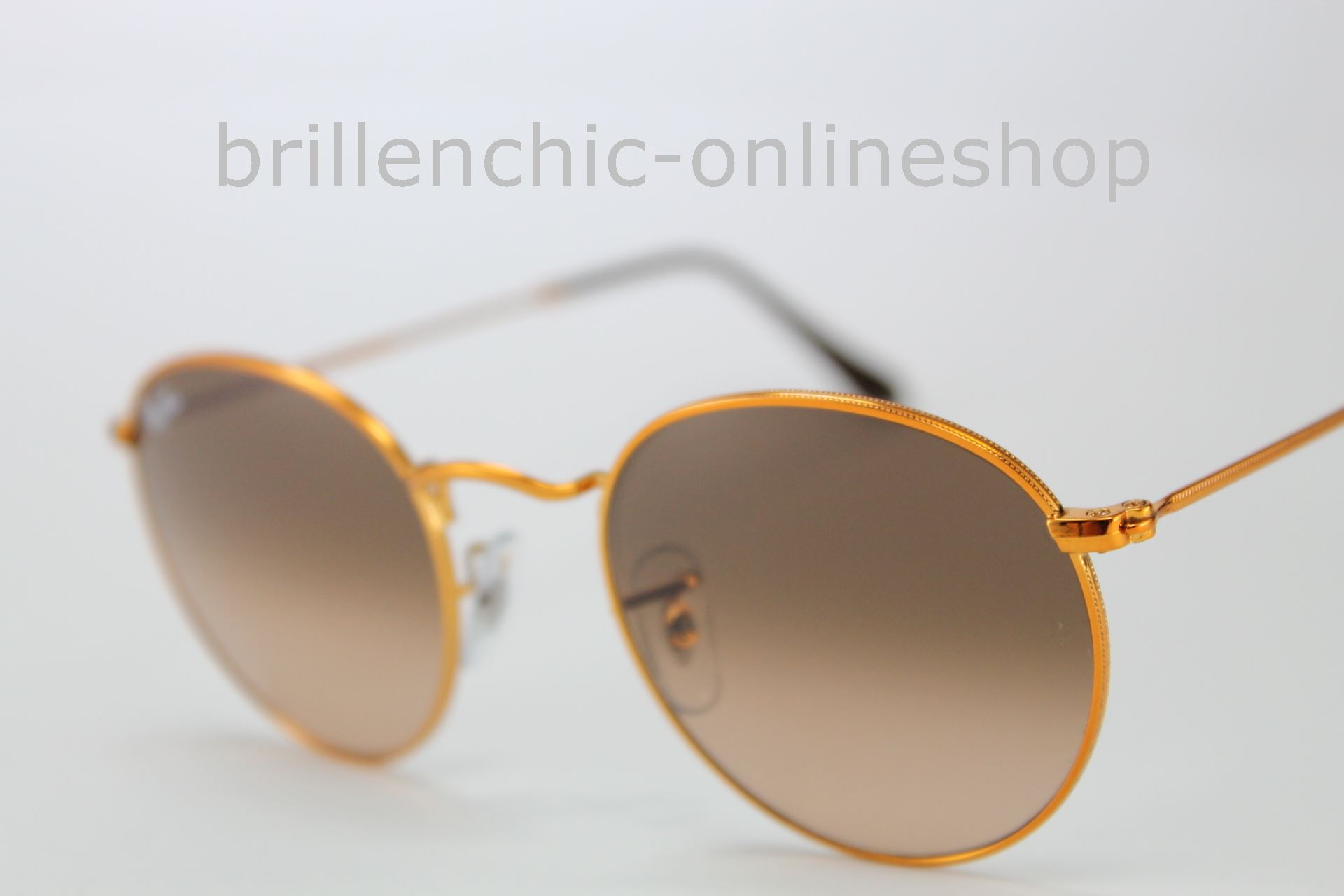 c54cb82556ca3 Brillenchic-onlineshop in Berlin - Ray Ban ROUND METAL RB 3447 9001 A5