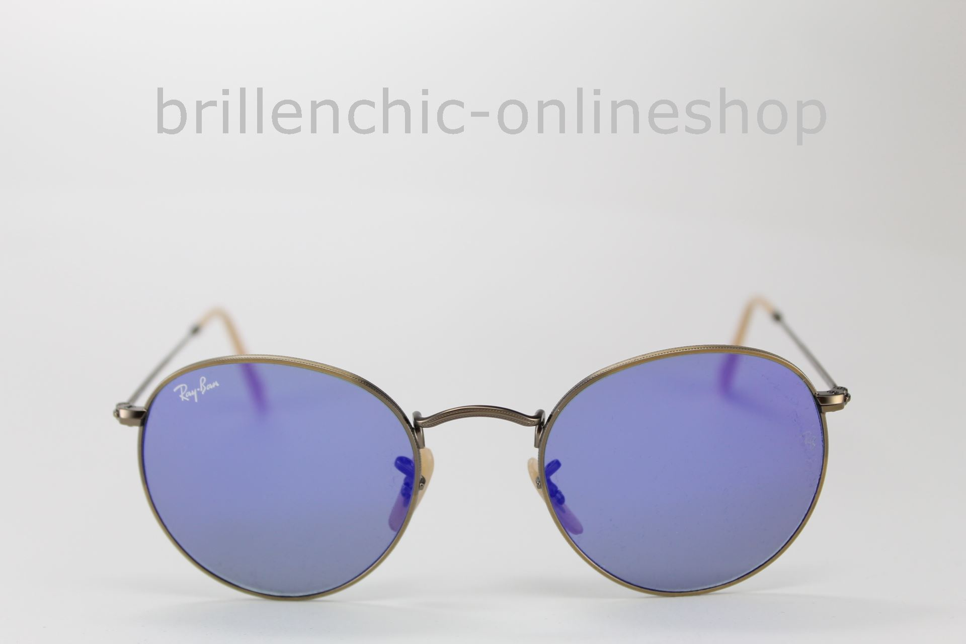 f07de5786 Brillenchic-onlineshop in Berlin - Ray Ban ROUND METAL RB 3447 167/68