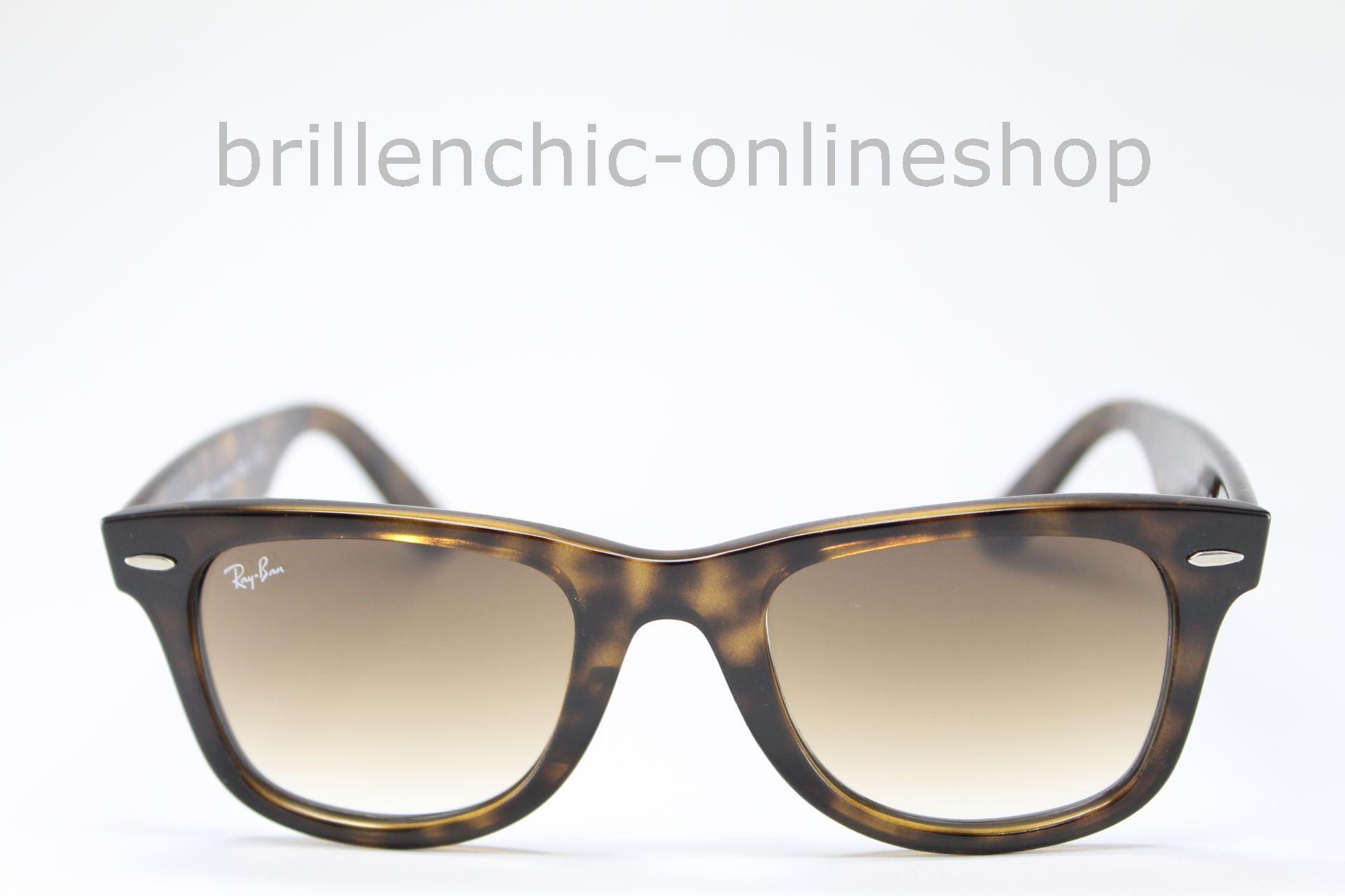 882926dbaa Brillenchic-onlineshop in Berlin - Ray Ban WAYFARER RB 4340 710 51