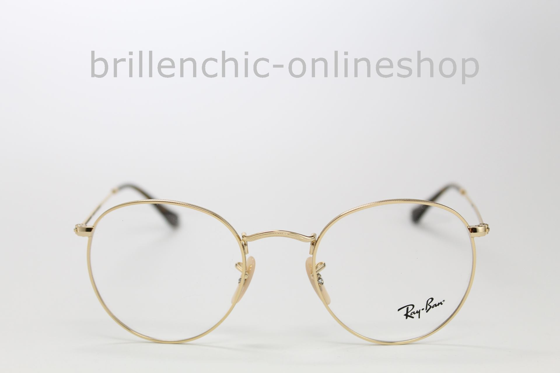 1809d10b32 Brillenchic-onlineshop in Berlin - Ray Ban RB 3447V 3447 2500 ROUND ...