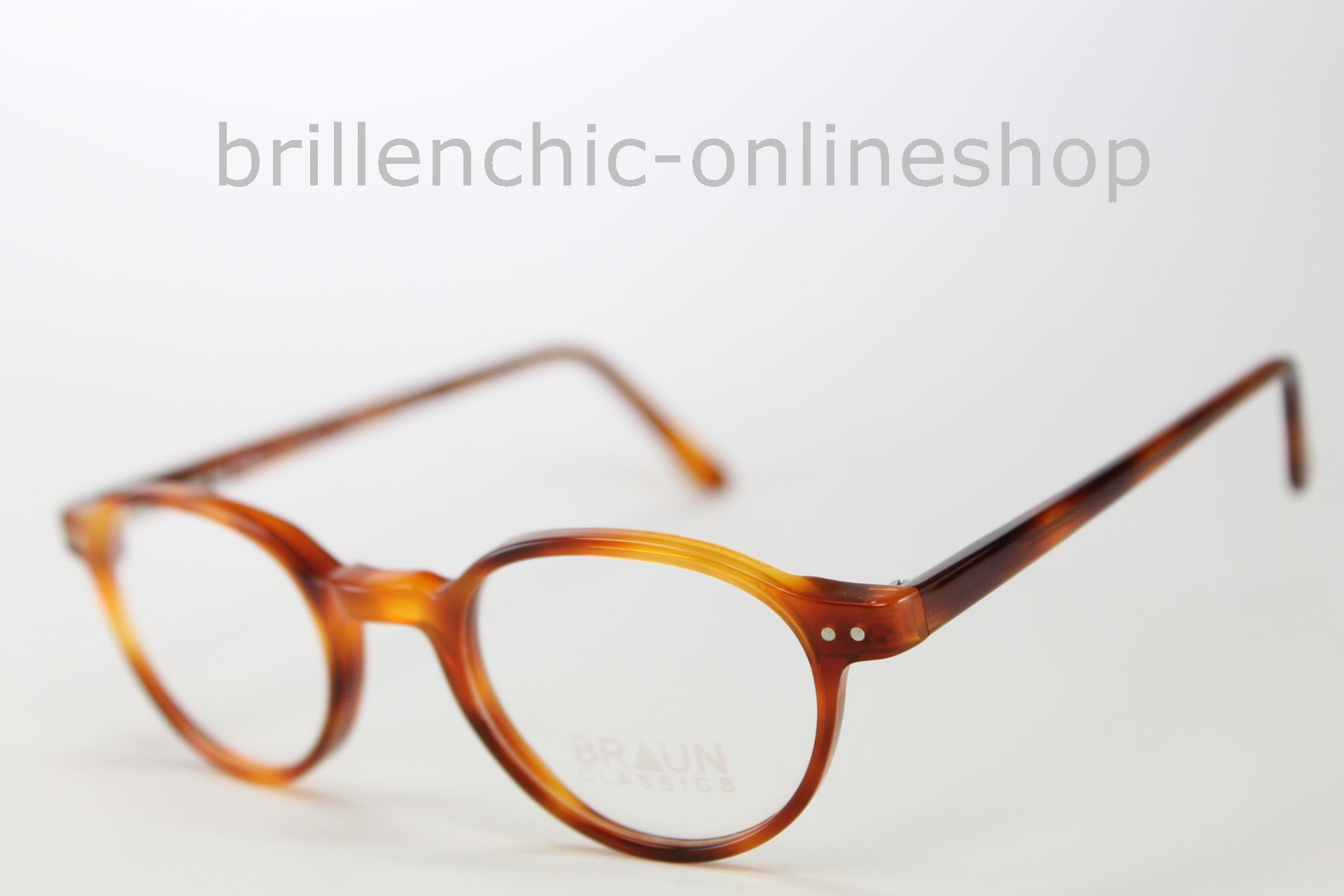 Brillenchic Onlineshop In Berlin Braun Classics Mod 77 3