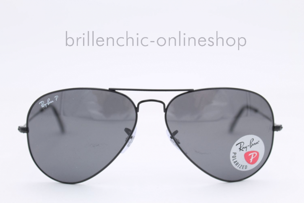 Ray Ban AVIATOR RB 3025 002/48 - POLARIZED