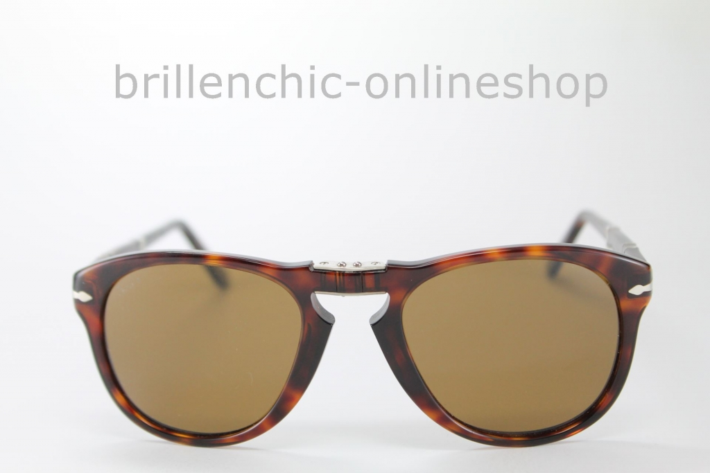 "Persol PO 0714 S Steve Mc Queen col. 24/57 - POLARIZED ""NEU"""