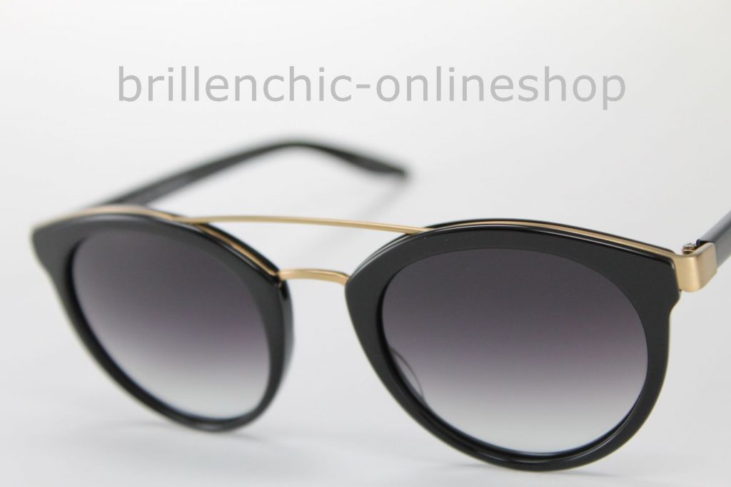 "BARTON PERREIRA - DALZIEL black brushed gold ""NEU"""