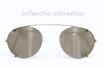 "OLIVER PEOPLES COLERIDGE Sunclip OV 1186C 528482 ""NEW"""