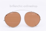 "OLIVER PEOPLES TK-1 Sunclip OV 1274TC 1274 525473 ""NEW"""